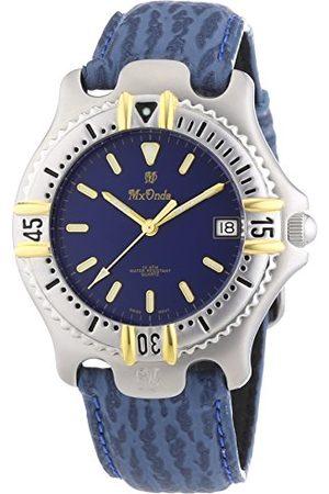 Mx Onda Mężczyzna Zegarki - Męski zegarek na rękę analogowy kwarcowy 32-6201-99