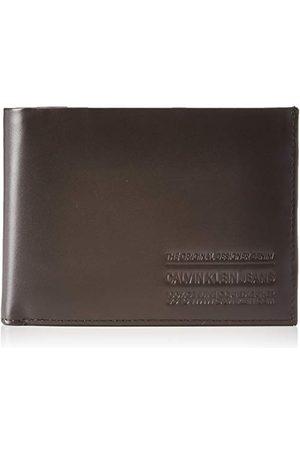 Calvin Klein Męska Ckj Box Office Billfold Extra torba na ramię, czarna (Infinite Black), 1x1x1 cm