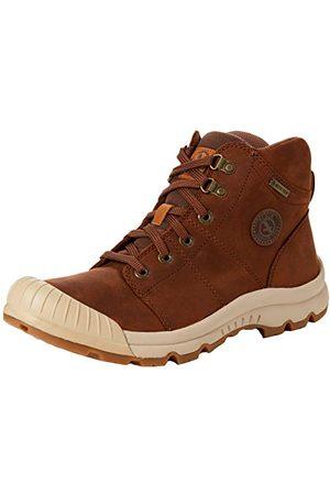 Aigle Damskie buty trekkingowe Tenere Leather & GTX W High Rise, wielbłądzi - 37 EU