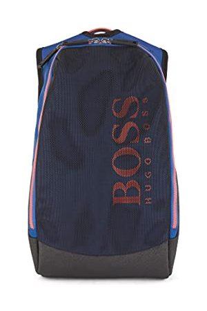 HUGO BOSS Męski plecak Evolution_backpack, rozmiar uniwersalny, - Medium Blue420. - jeden rozmiar