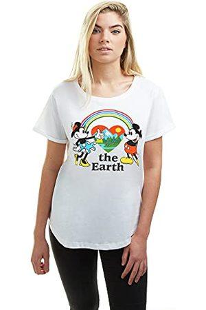 Disney Koszulka damska Mickey Mouse Earth