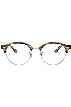 Ray-Ban Unisex dla dorosłych 0RX 4246V 5749 49 oprawki okularów, brązowe (brązowe/szare Spped)