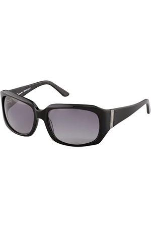Burgmeister Męskie okulary przeciwsłoneczne SBM202-231 Sydney prostokątne, - Black – . - jeden rozmiar