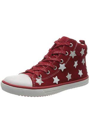 Lurchi Starlet wysokie buty sportowe damskie, - Blau Deep Ocean 72-39 EU