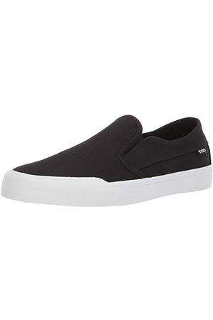 Etnies Buty skateboardowe uniseks dla dorosłych Langston, Black 979 Black White Gum 979-37 EU