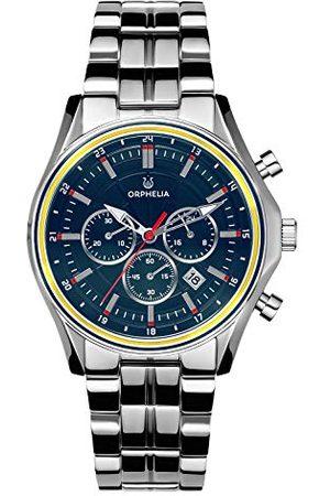 ORPHELIA Męski zegarek na rękę Oblivion z bransoletką ze stali szlachetnej bransoletka
