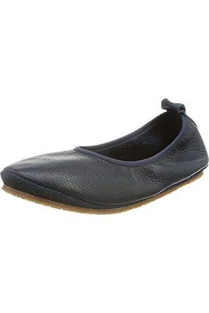 POLOLO Unisex Baby Ballerina Outdoor płaski slipper, 20 EU