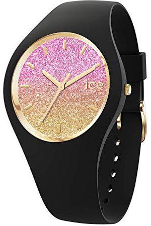 Ice-Watch ICE lo Black Mango - czarny zegarek damski z silikonowym paskiem - 016904 (Small)
