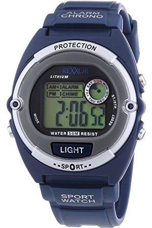 Rexxor Męski zegarek na rękę cyfrowy kwarcowy 239-6066-99
