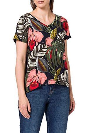 Mexx Damska bluza z nadrukiem z przodu/dżerseju