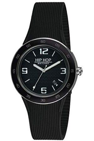 Hip Męski analogowy zegarek kwarcowy z silikonowym paskiem HWU0700