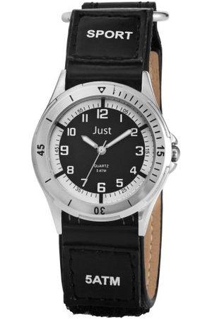 Just Watches Just zegarek na rękę dla dzieci i młodzieży kwarcowy 48-S0035-BK