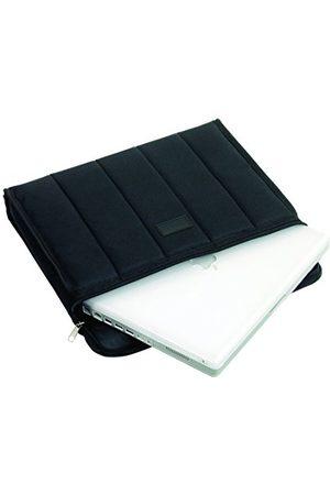 LIGHTPAK Torba na notebooka CASSINO, poliester, czarna VE=1 (ilość dostawy