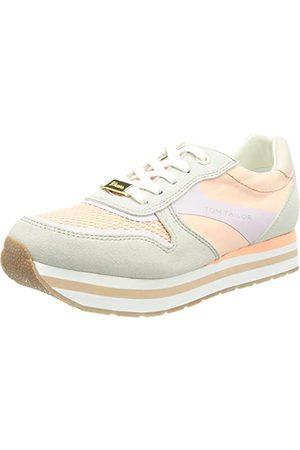 TOM TAILOR Damskie buty typu sneaker 1195502, Ice Salmon - 42 EU