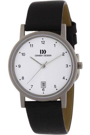 Danish Design Męski zegarek na rękę XL analogowy skóra 3316033