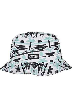 Cayler & Sons Unisex Baseballówka C&S WL Aztec Summer dwustronna czapka baseballowa, czarna/mc, jeden rozmiar