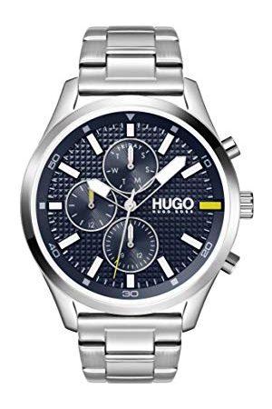 HUGO BOSS Męski analogowy zegarek kwarcowy z bransoletką ze stali szlachetnej 1530163