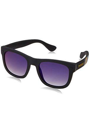 Havaianas Unisex Paraty/S okulary przeciwsłoneczne, BKSTRPDBK, 48