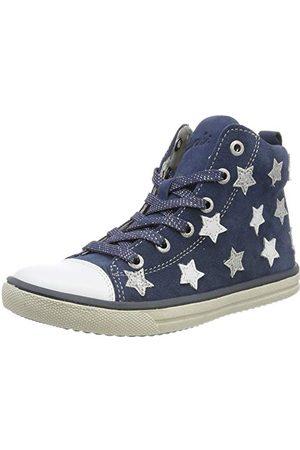 Lurchi Damskie buty typu sneaker Starlet, - Niebieskie dżinsy 22-40 EU