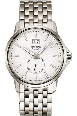 Soehnle Bruno Söhnle męski analogowy zegarek kwarcowy z bransoletką ze stali szlachetnej 17-13158-242