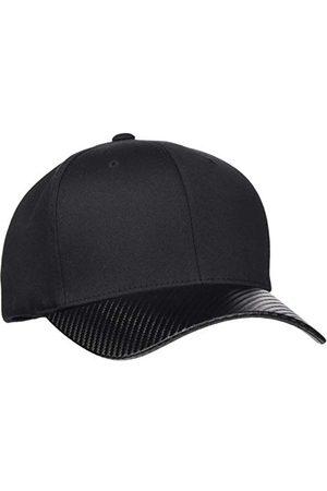 Flexfit Czapki z daszkiem - Czapka bejsbolówka, uniseks wielokolorowa Black/Carbon L-XL