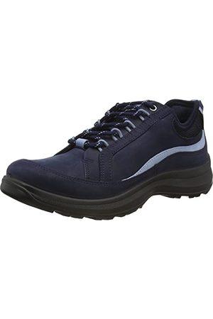 Hotter Damskie buty trekkingowe Explore GTX, granatowy (Navy) multi - 36 EU