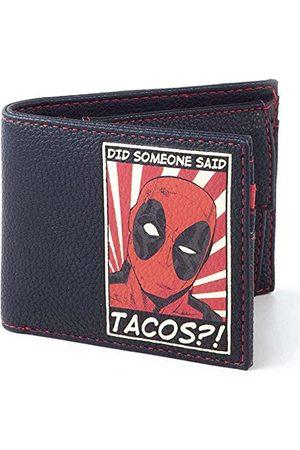 Difuzed Mężczyzna Portmonetki i Portfele - Marvel - Deadpool Bifold portfel męski