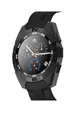 ECLOCK Męski cyfrowy automatyczny zegarek z gumowym paskiem EK-F4