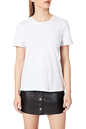 Herrlicher Damska koszulka Camber Jersey z nadrukiem