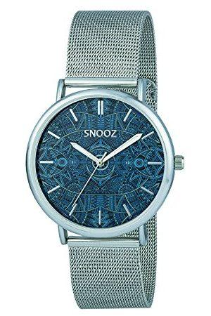 Snooz Męski analogowy zegarek kwarcowy z bransoletką ze stali szlachetnej Saa1042-70