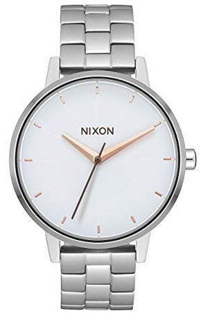 Nixon Zegarki - Analogowy zegarek kwarcowy unisex dla dorosłych z paskiem ze stali nierdzewnej A099-3029-00