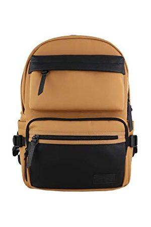 Kaporal 5 Męski plecak na laptopa o rozmiarze uniwersalnym, - piaskowy - jeden rozmiar
