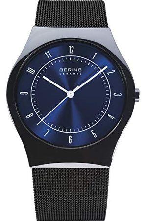 Bering Time męski zegarek wąski 32039-440 ceramiczny