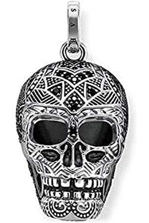Thomas Sabo PE752-643-11 srebrna czaszka uniseks