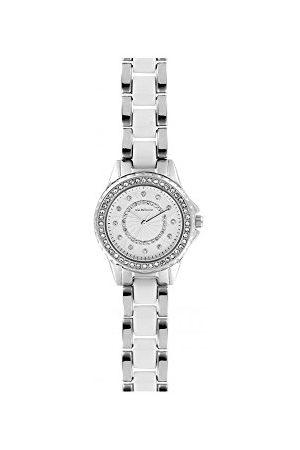 Jean Bellecour Unisex analogowy zegarek kwarcowy z bransoletką ze stali szlachetnej JBN18