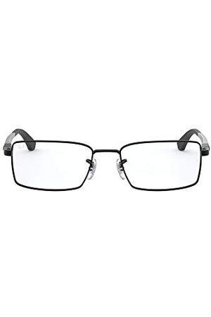 Ray-Ban Męskie oprawki do okularów 0rx 6275 2503 52, czarne (Negro)