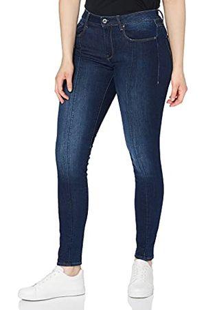 G-Star Damskie dżinsy 3301-l High Waist Skinny