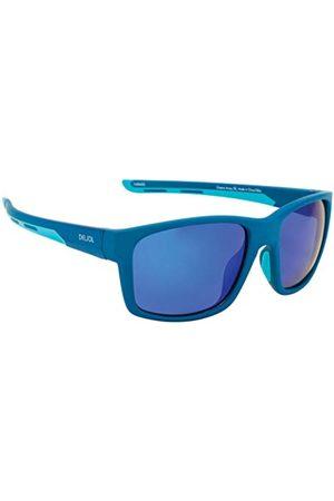Del Sol Męskie okulary Solize Oceans Away - Gray to Dark Blue okulary przeciwsłoneczne, szare, 1 szt
