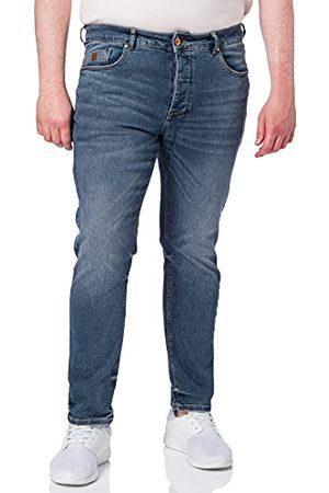 Timezone Męskie jeansy Slim Dwyanetz