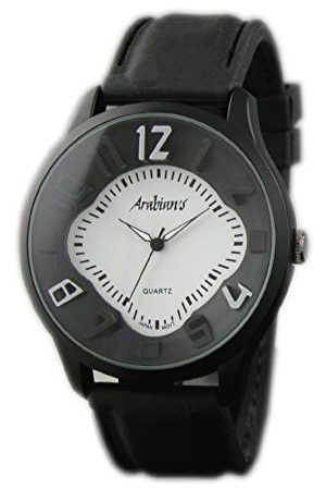 ARABIANS Męski analogowy zegarek kwarcowy z gumową bransoletką HBA2065W