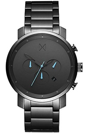 MVMT Męski analogowy zegarek kwarcowy z paskiem ze stali nierdzewnej D-MC01-GU