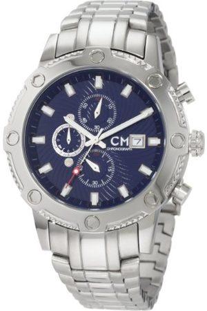 Carlo Monti Męski zegarek kwarcowy chronograf CM100-131