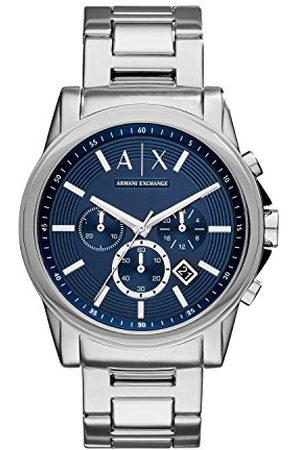Emporio Armani Męski analogowy kwarcowy zegarek kwarcowy z AX2509