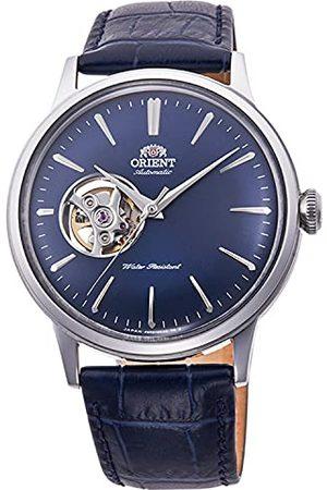 Orient Męski analogowy automatyczny zegarek ze skórzanym paskiem RA-AG0005L10B