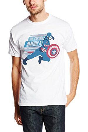 Marvel Mężczyzna Czapki z daszkiem - Męska czapka z daszkiem do biegania z wojny secesyjnej