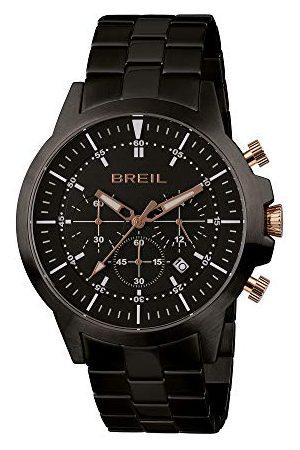 Breil Męski analogowy zegarek kwarcowy z paskiem ze stali nierdzewnej TW1839