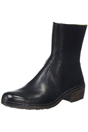 Neosens S3075 Dakota Black/Medoc buty damskie z krótką cholewką, - Schwarz Black S3075-40 EU