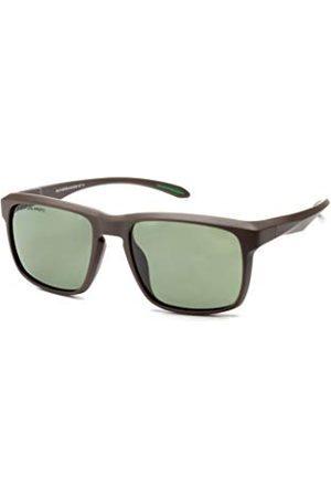 Zero Rh Zerorh+ Mens PR536S02 Sunglasses, Brown, 55 18 140