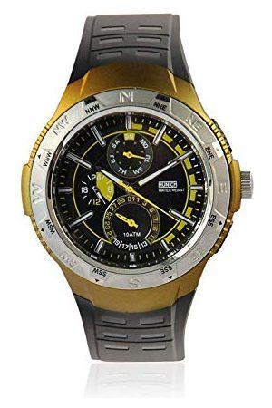 Munich Unisex dla dorosłych analogowy zegarek kwarcowy z gumową bransoletką MU+118.1C