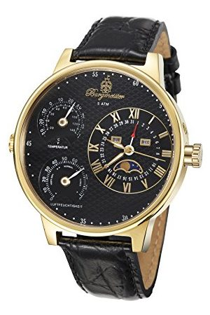 Burgmeister Mężczyzna Zegarki - XXL męski zegarek kwarcowy Montana, BM309-222